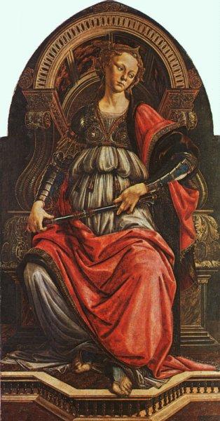 Sandro Botticelli - Fortitude
