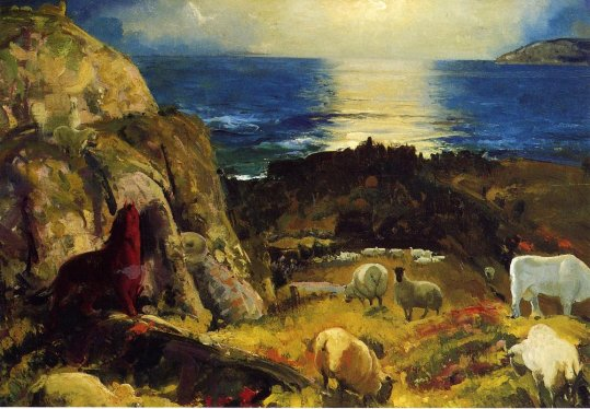 George Bellows - Criehaven, Large