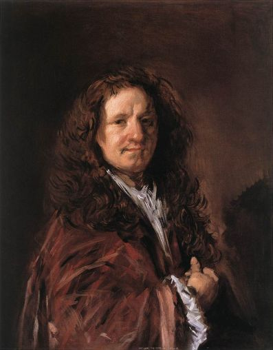 Frans Hals - Portrait of a Man 14