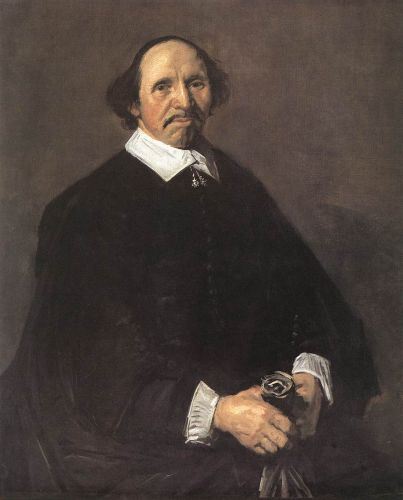 Frans Hals - Portrait of a Man 11