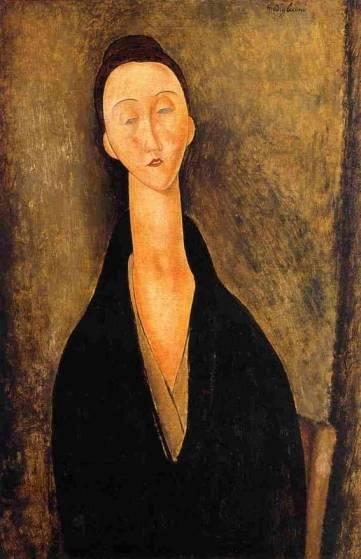 Amedeo Modigliani - Lunia Czechowska 3