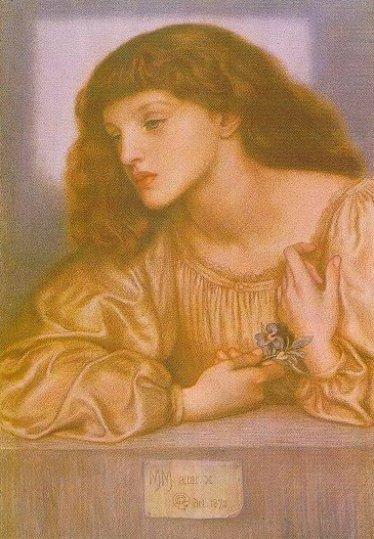 Dante Gabriel Rossetti - May Morris