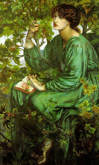 Dante Gabriel Rossetti - The Day Dream