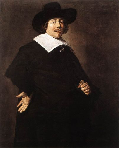 Frans Hals - Portrait of a Man 6