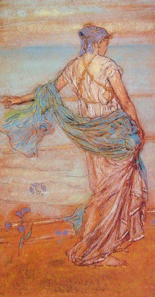 James Abbott Whistler - Annabel Lee