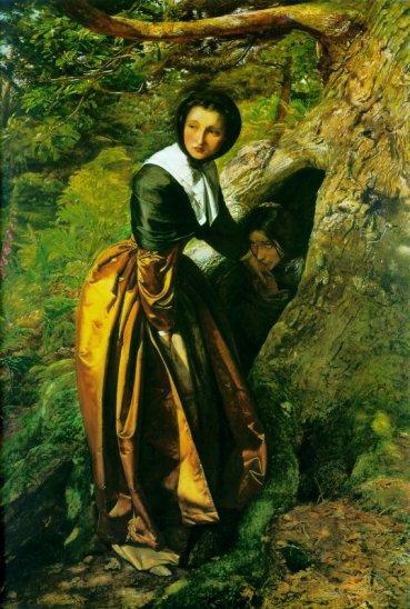 John Everett Millais - Royalist