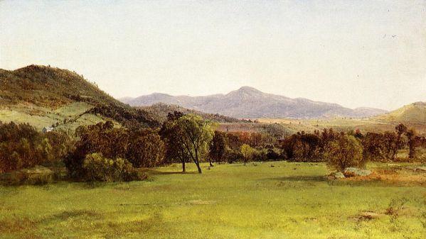John Frederick Kensett - Late Summer