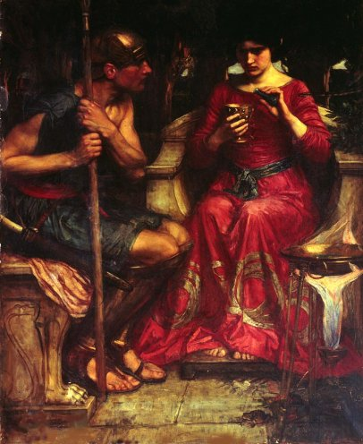 John William Waterhouse - Jason And Medea Fr