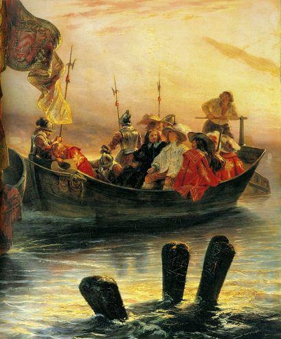 Paul Delaroche - Cardinal Richelieu 1