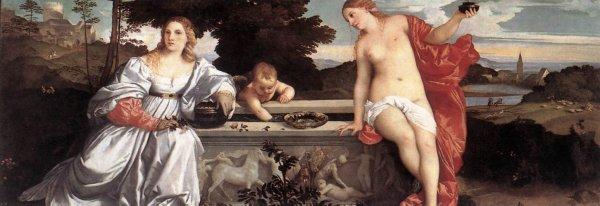 Titian - Sacred And Profane Love