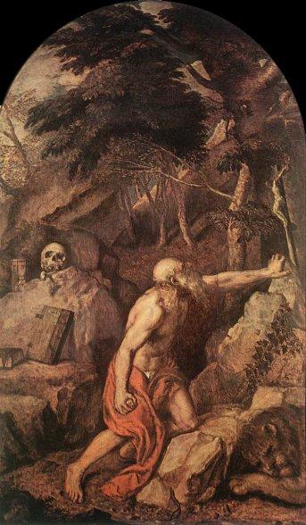 Titian - St Jerome