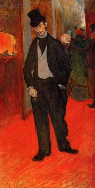 Toulouse Lautrec - Dr. Gabriel Tapie de Celeyran