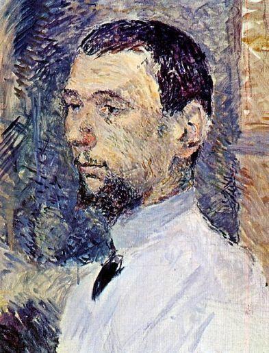 Toulouse Lautrec - The Artist Francois Gauzi