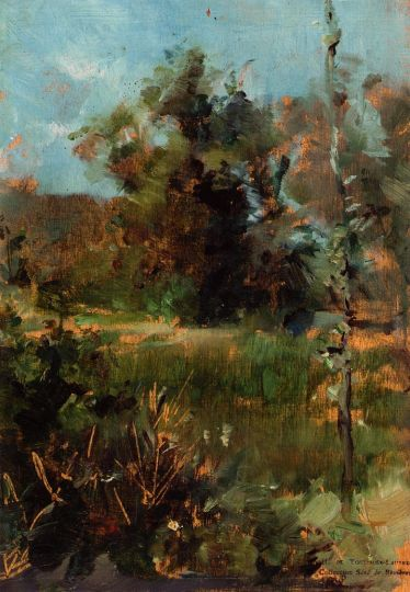 Toulouse Lautrec - The Clearing
