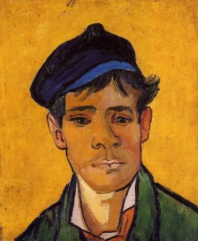 Vincent van Gogh - Young Man in a Cap