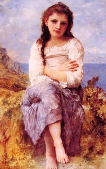 William Adolphe Bouguereau - Far niente