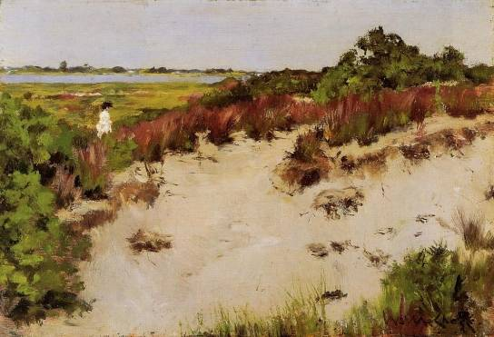 William Merritt Chase - Shinnecock Landscape 2
