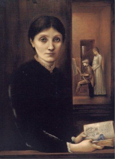 Edward Coley Burne-Jones - Georgiana Burne Jones
