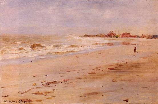 William Merritt Chase - Coastal View