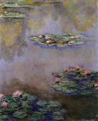 Claude Monet - Water Lilies 3