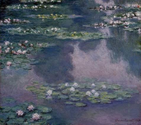 Claude Monet - Water Lilies 36