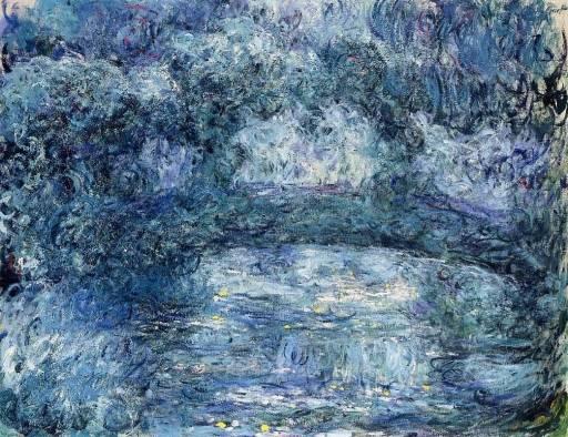 Claude Monet - The Japanese Bridge 6