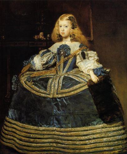 Diego Velazquez - Infanta Margarita 3