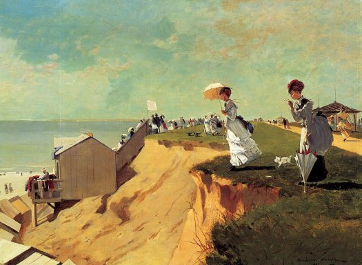 Homer Winslow - Long Branch New Jersey
