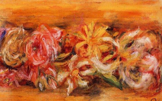 Pierre-Auguste Renoir - Garland of Flowers
