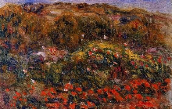 Pierre-Auguste Renoir - Landscape