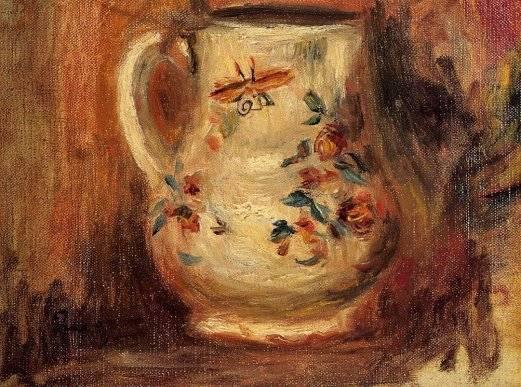 Pierre-Auguste Renoir - Pitcher