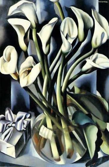 Tamara de Lempicka - Arums 2 1931