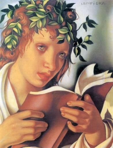 Tamara de Lempicka - Graziella, 1937