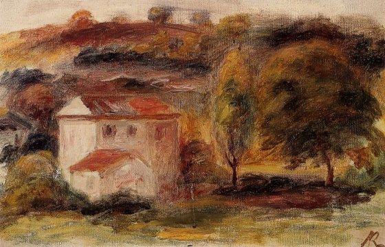 Pierre-Auguste Renoir - Landscape 13