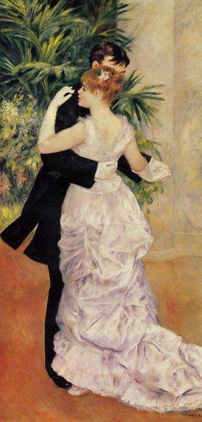 Pierre-Auguste Renoir - City Dance