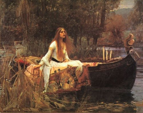 The Lady of Shalott 1