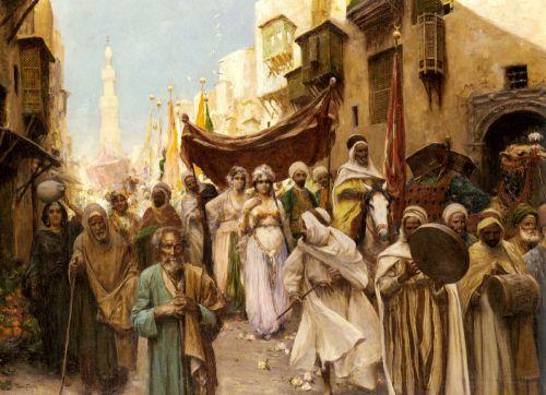 A Wedding Procession
