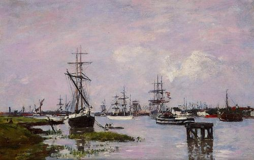 Anvers, The Port