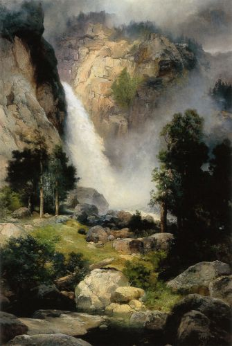 Cascade Falls, Yosemite