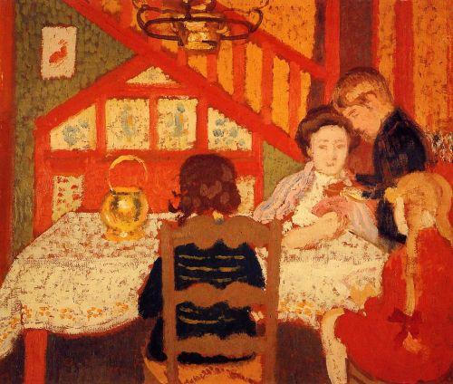 Family Gathering in Saint-Idesbald
