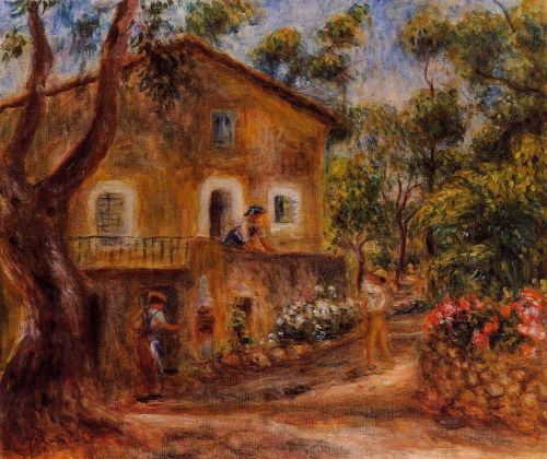 House in Collett at Cagnes
