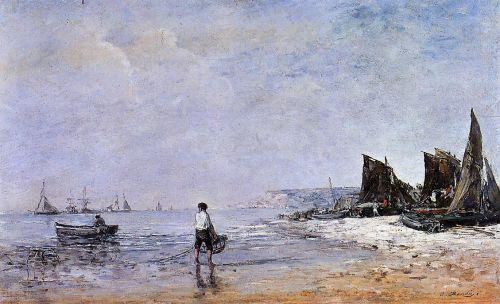 The Fisherman, Low Tide