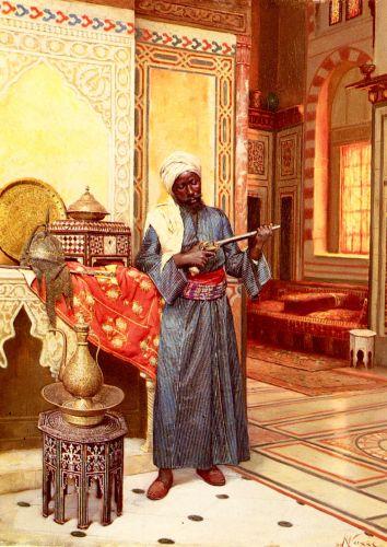 The Harem Guard