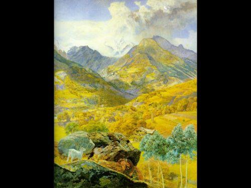 The Val d Aosta