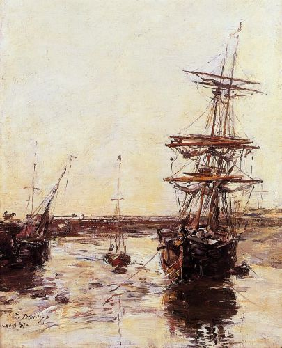 Trouville - The Outer Harbor