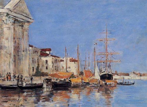 Venice, the Customs House