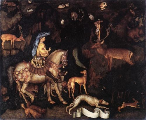 Vision of St Eustace