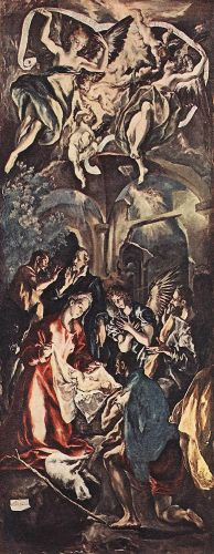 Adoration of the Shepherds 1