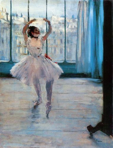 Dancer Posing