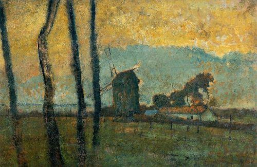 Landscape at Valery-sur-Somme